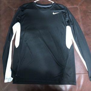 Mens Nike Dri-Fit Long-Sleeve